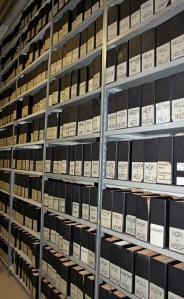 Pressfoton kuva-arkistossa on arviolta 3,5 miljoonaa lehtikuvaa.KUVA: TIINA OASMAA/PRESSFOTO/ZEELAND/JOKA/MUSEOVIRASTO