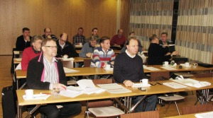 SKF kokous