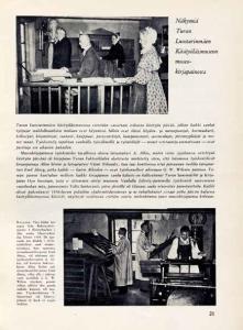 Viimeisessä Tiedonantoja-nimisenä ilmestyneessä  numerossa 2/1950 uutisoitiin mm. käsityötaidon perinteiden vaalimisesta Turussa. Käsityötaidon päiviä vietetään edelleen joka syksy.
