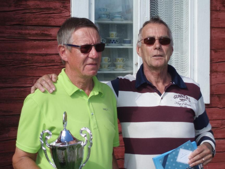 Golf_Hannu Tabell ja Jussi Salmi
